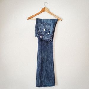 30x35 Rock & Republic *LONG* Jimmy Bootcut Jeans